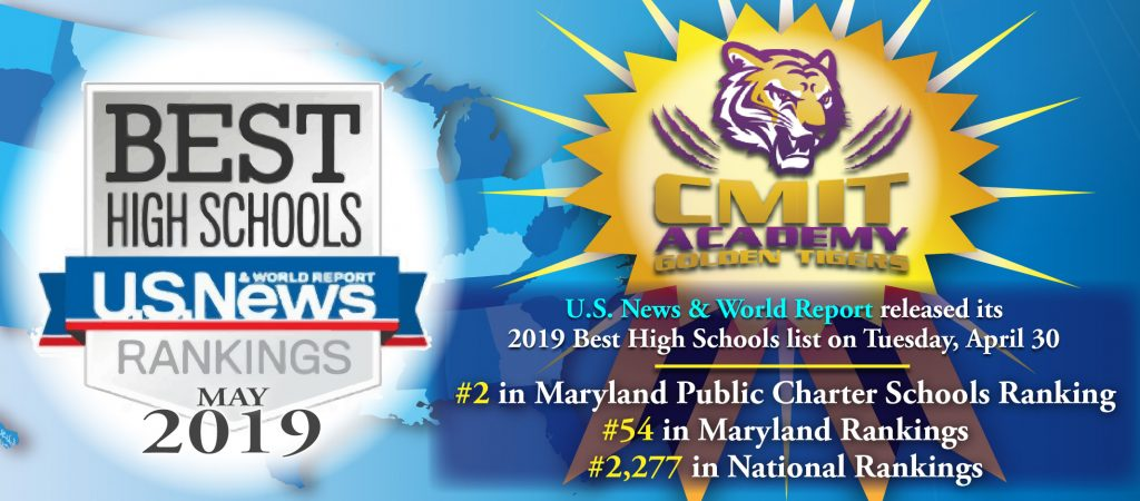 U.S. News High School Rankings Released; CMIT HS Results ...