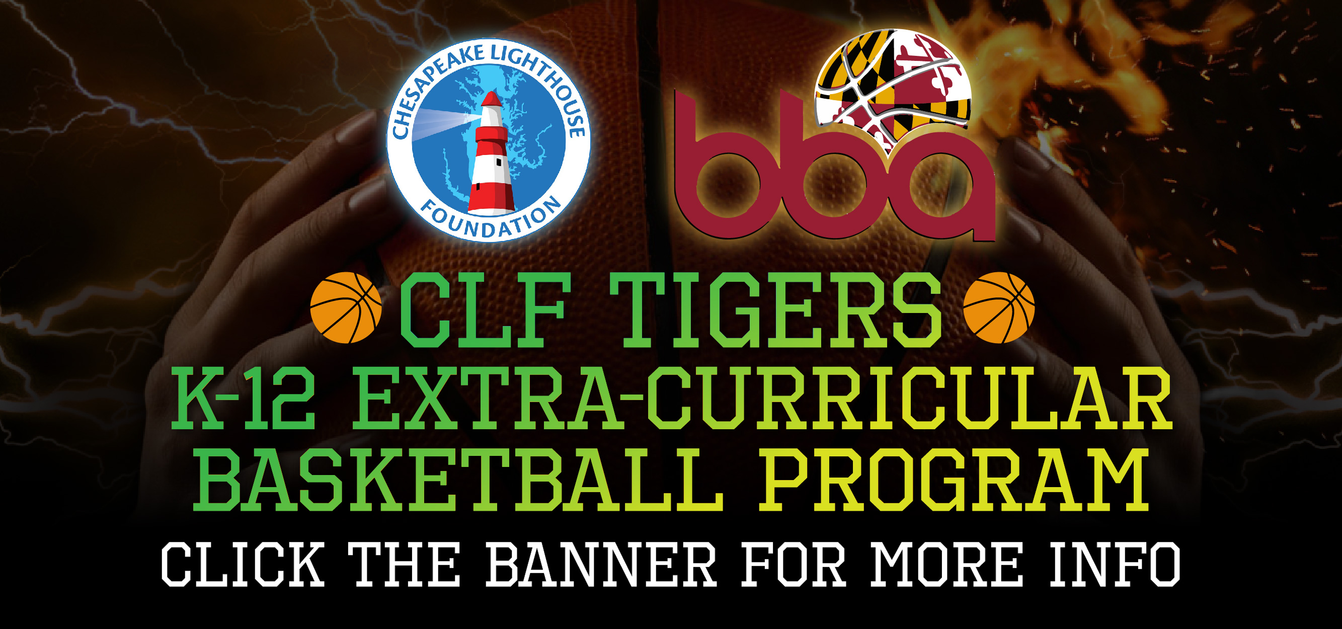 CLF Basketball Enrichment Program Info