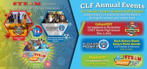 2019-2020 CLF Annual Events