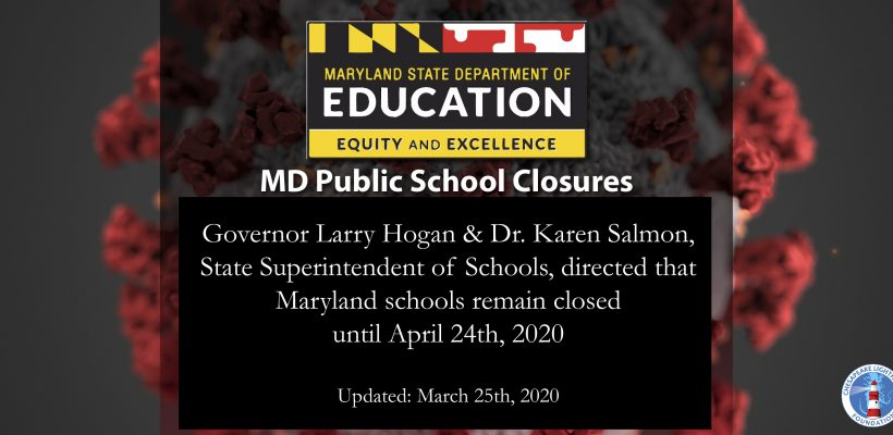 MD Public School Closure