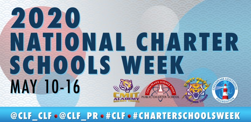 HAPPY NATIONAL CHARTER SCHOOLS WEEK!