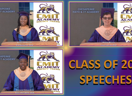 CLASS OF 2020 VALEDICTORIAN& SALUTATORIAN& PRESIDENT`S SPEECHES!