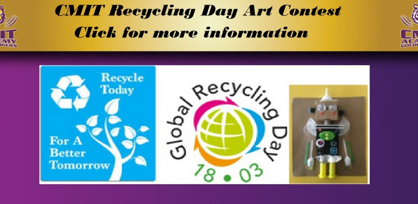 Recycling Day Art Contest