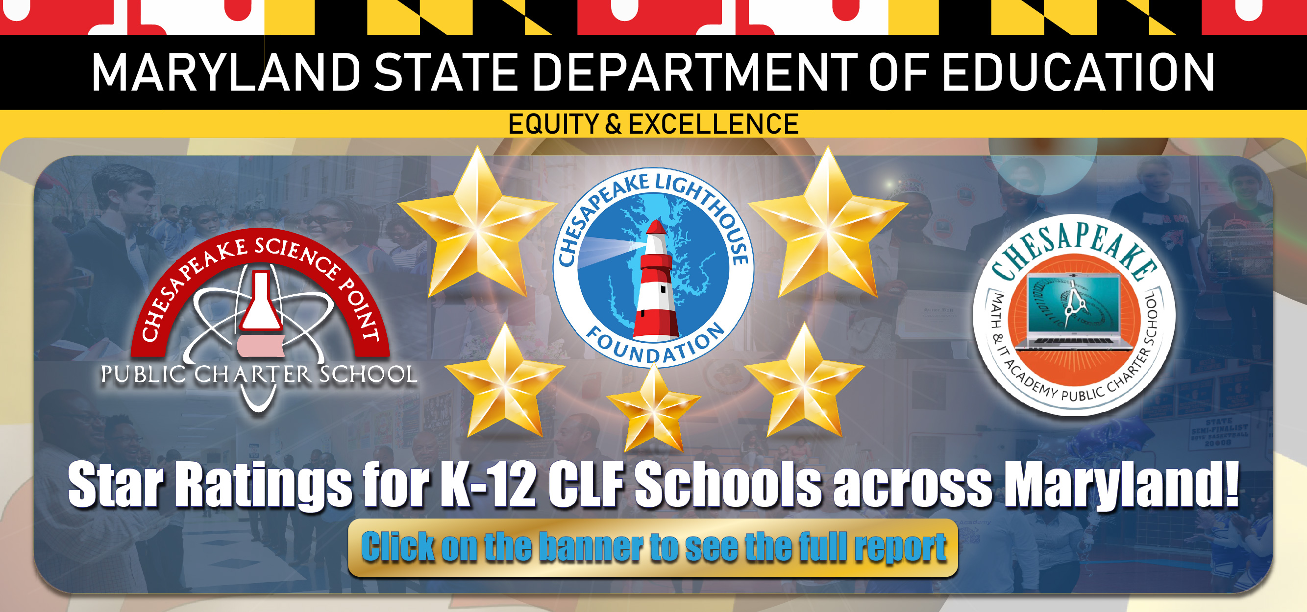 NEW MSDE Star Ratings for 2018-2019