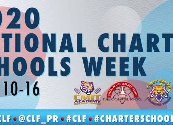 2020 National Charter Schools Week: May 10 – 16