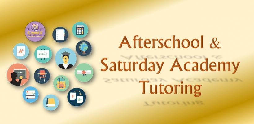 Afterschool & Saturday Academy Tutorial Services