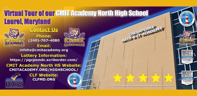 CMIT North HS Virtual Tour