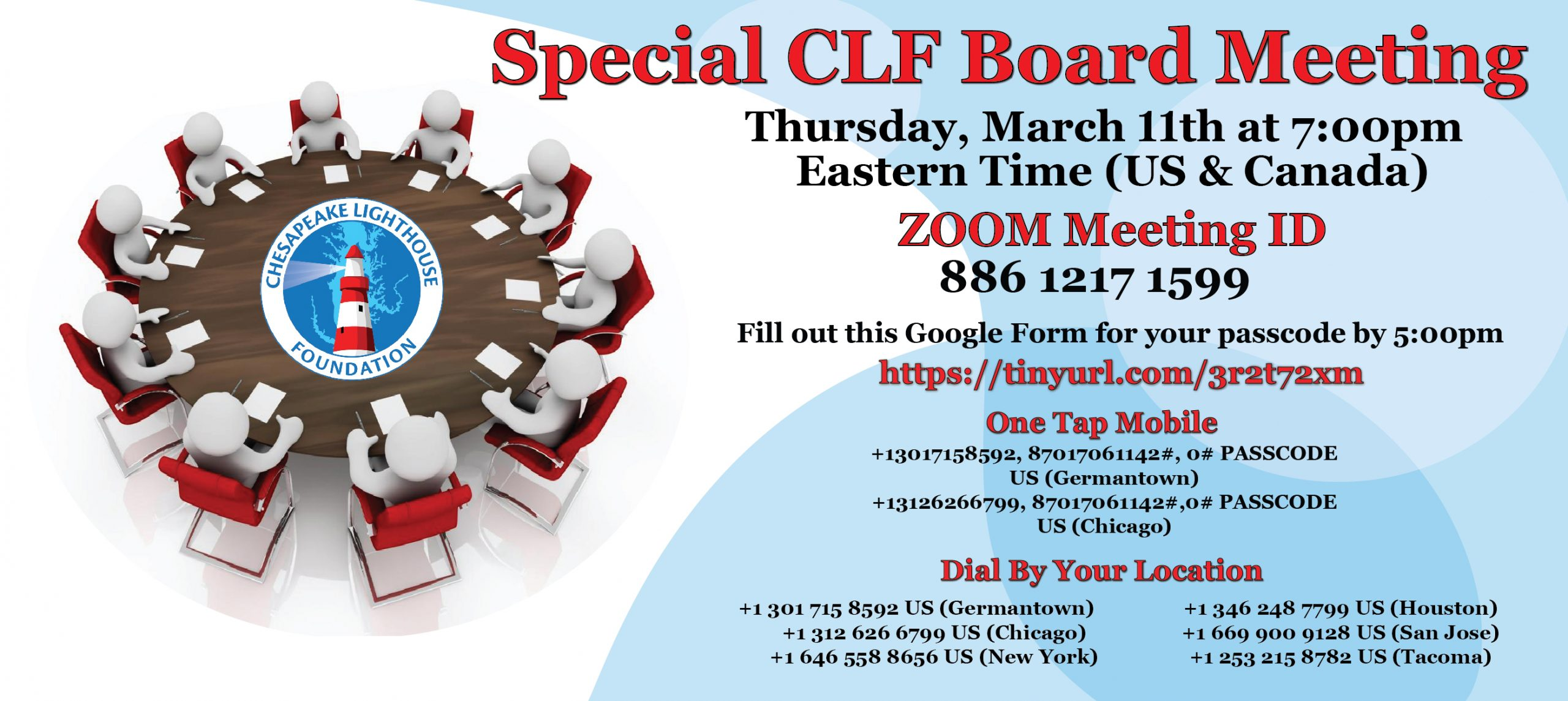 3.11.21 CLF Board Meeting