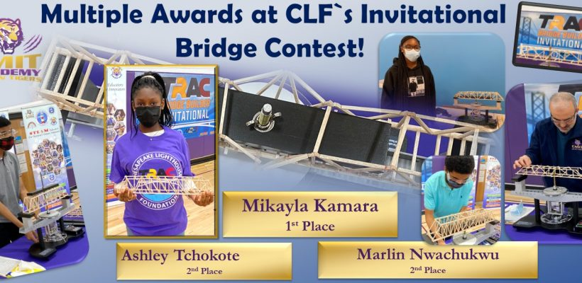 Multiple Awards at CLF`s Invitational Bridge Contest Images