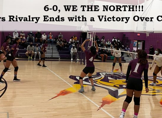 6-0, WE THE NORTH!!! Tigers Rivalry Ends with a Victory Over CMIT South!
